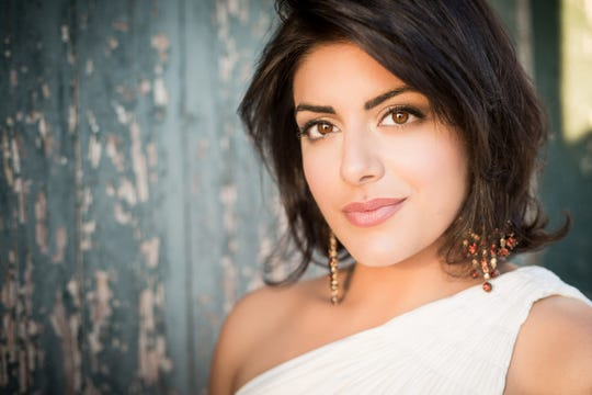 "Mezzo-soprano Laurel Semerdjian will sing the title role in Florentine Opera's production of ""The Tragedy of Carmen."""