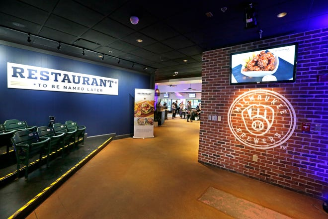 The Milwaukee Brewers unveiled Restaurant To Be Named Later, the former TGI Friday's restaurant at Miller Park. The menu includes comfort foods that fans can eat in the restaurant or take to their seats.