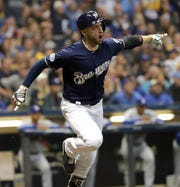 Ryan Braun played every season of the 2010s with the Brewers and is among all-time franchise leaders in several categories.
