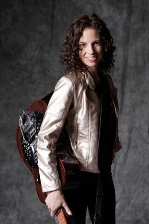 Abbie Gardner will take the stage at the Buckhorn Opera House on Saturday, March 7.