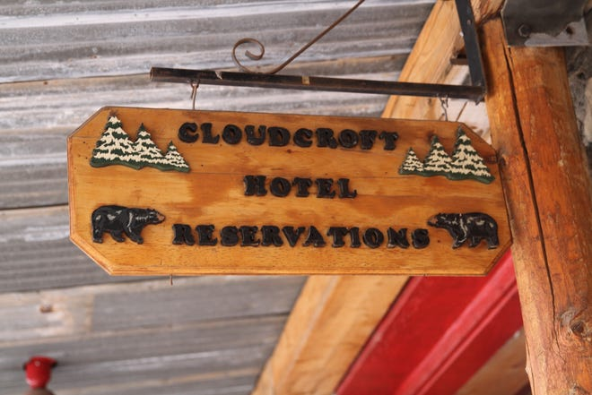 The historic Cloudcroft Hotel is being remodeled ahead of its reopening.