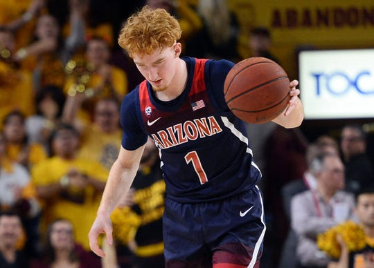Where will Nico Mannion go in the 2020 NBA draft? Potentially very high.