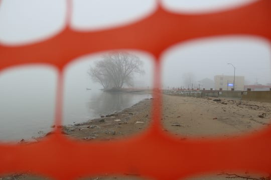 Lake Erie is expected to have even higher water levels in 2020 than the already record-breaking heights measured last year, which swept over numerous local beaches throughout Ottawa County, like Port Clinton's city beach.