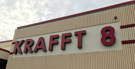 The Goodrich Quality Theaters Inc. Krafft 8 theater located at 2725 Krafft Road in Port Huron on March 3, 2020.