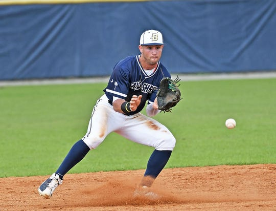 Infielder Chris Vasquez enters his first professional season with York after he posted a .317 career batting average at the University of South Carolina Beaufort.