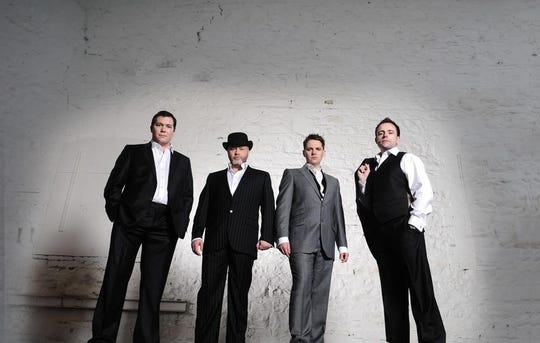 The High Kings will headline a Celtic-themed concert at the Ocean City Performing Arts Center at 7 p.m. on Wednesday, March 11.
