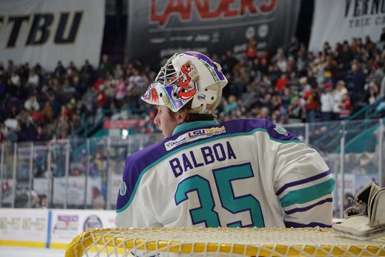 Saturday, Shreveport's Maiszon Balboa became the first Mudbugs goaltender to record shutouts on back-to-back nights in NAHL play. He also moved into the top spot in the franchise's NAHL tenure with six career shutouts.