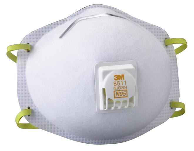 Demand for respiratory masks made at Aberdeen 3M plant has increased because of the latest outbreak of a coronavirus.