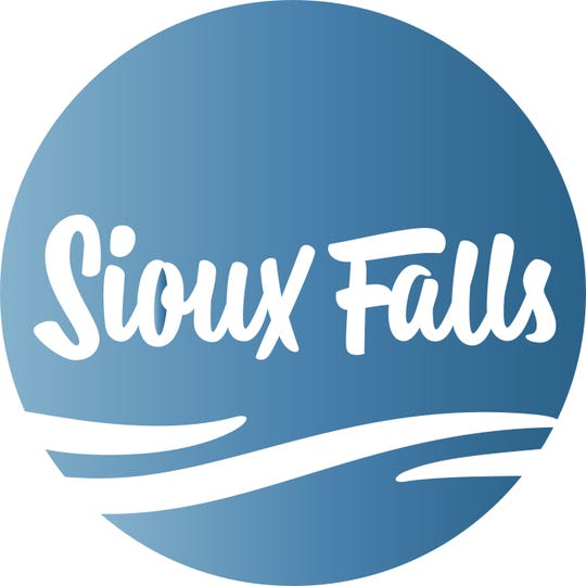 Experience Sioux Falls logo.