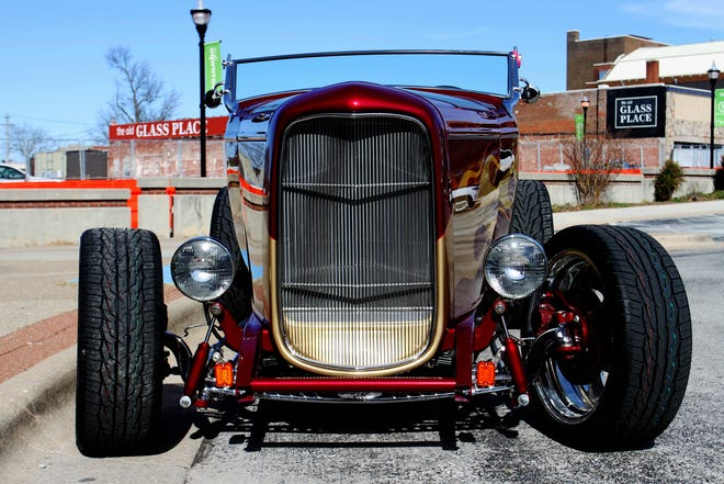 A raffle drawing for a brand-new 1932 Ford Roadster will be held during the Birthplace of Route 66 Festival Aug. 15, 2020.