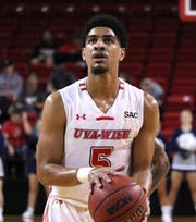 Chance Sheffey is finishing up his senior season at UVA-Wise this season. Chance started his high school basketball career in Staunton.