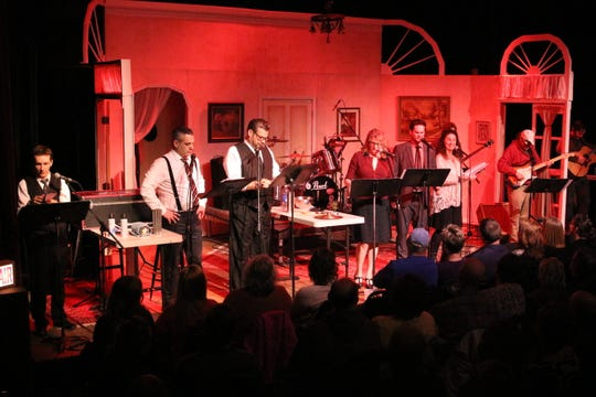 Granite City Radio Theatre will be performed at 7 p.m. March 11 at Pioneer Place on Fifth.