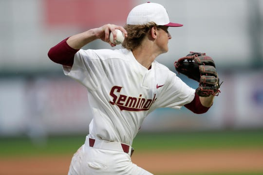 Florida State University hosted Mercer University at Mike Martin Field Tuesday, March 3, 2020.