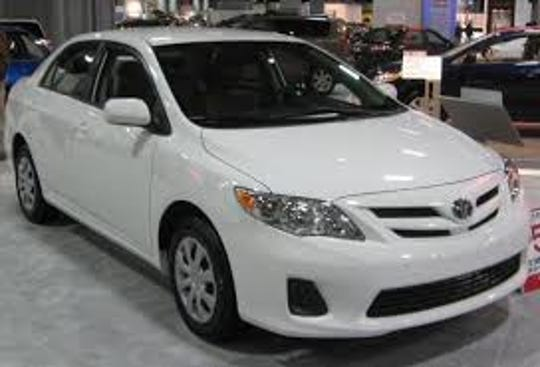 Cesar Mendoza was believed to be driving a car like this one.