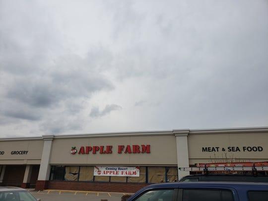 An Apple Farm grocery store will be opening in Peekskill on Welcher Avenue.