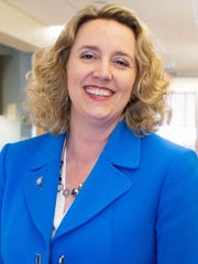Marcy Jack is vice president and chief quality and safety officer for Beebe Healthcare