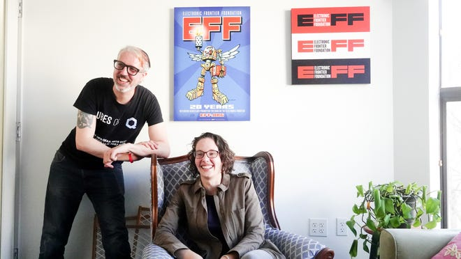 EFF's William Budington and Gennie Gebhart