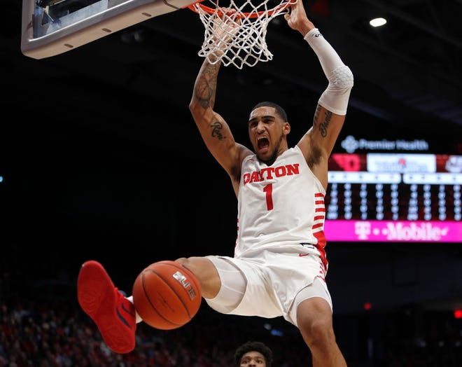 Obi Toppin, Dayton, 6-9, 220 sophomore forward. 2019-20 stats: 20 points, 7.5 rebounds, 2.2 assists, 39% 3PG. Scouting report: Diverse offensive skills and explosive leaper, but limited defender.