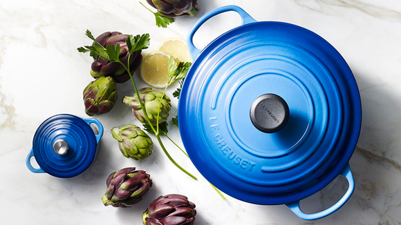 Le Creuset is currently offering up to 50% off on its best-selling cookware.