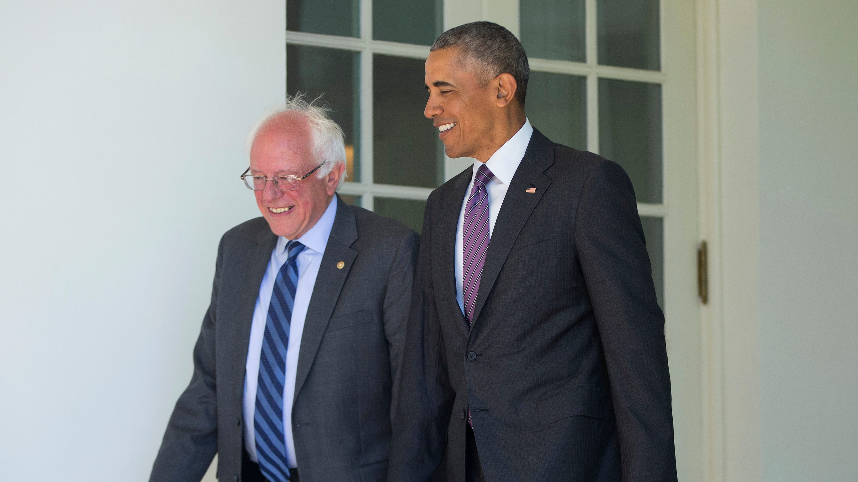 Obama and I took a class about socialism's dark side. Bernie would have learned a lot.
