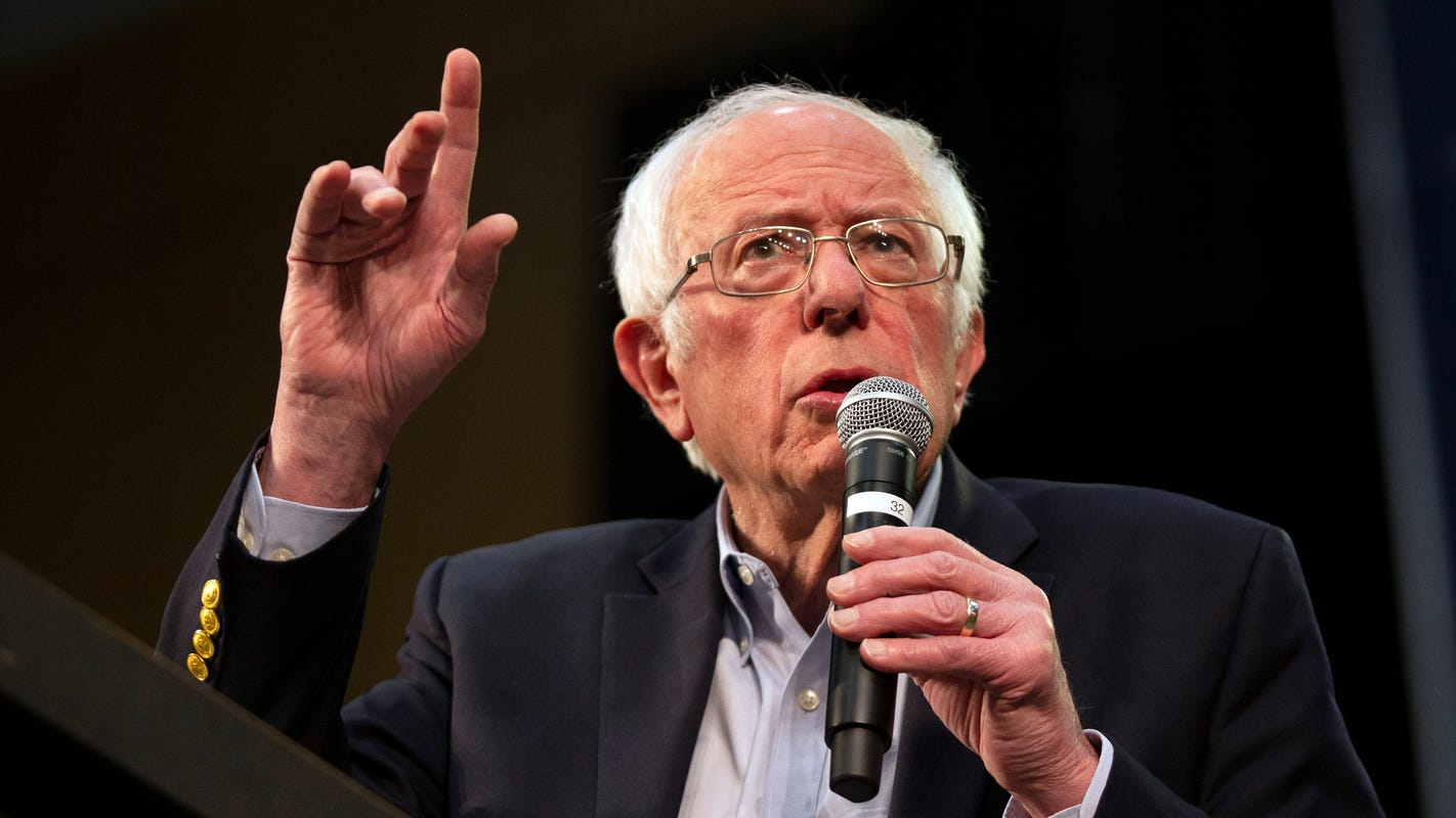 Bernie Sanders: We need scientists, not politicians, in charge of the coronavirus response