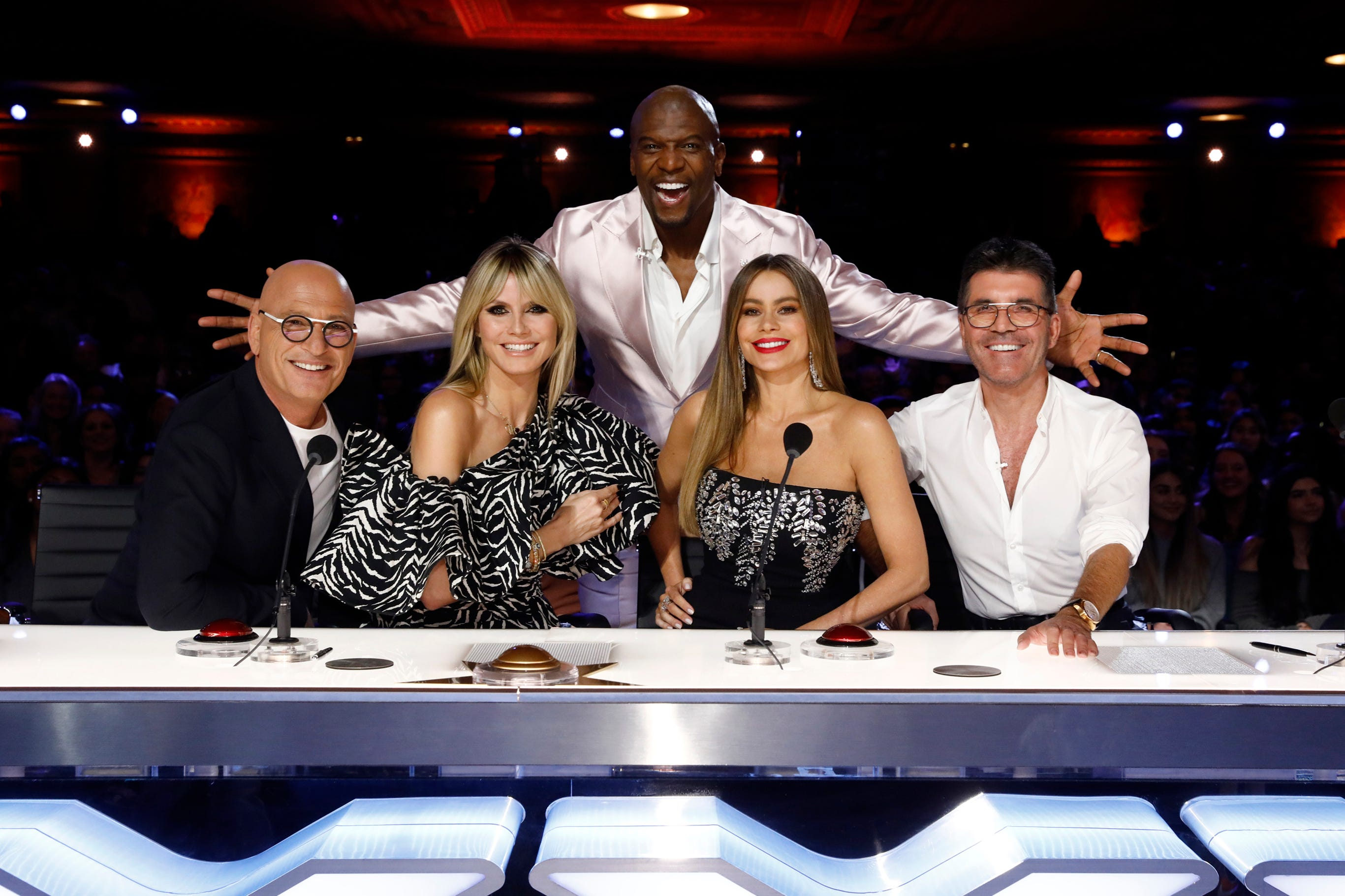 Image result for sofia vergara on agt