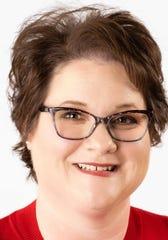 Rebecca Nichols is running for Menasha mayor.