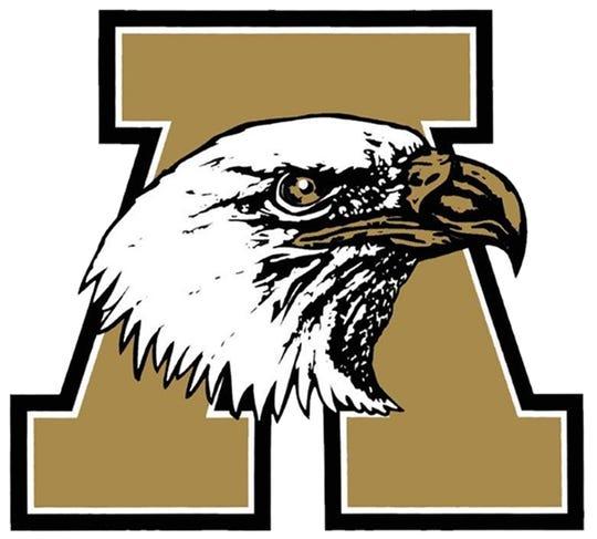 Abilene High Eagles logo