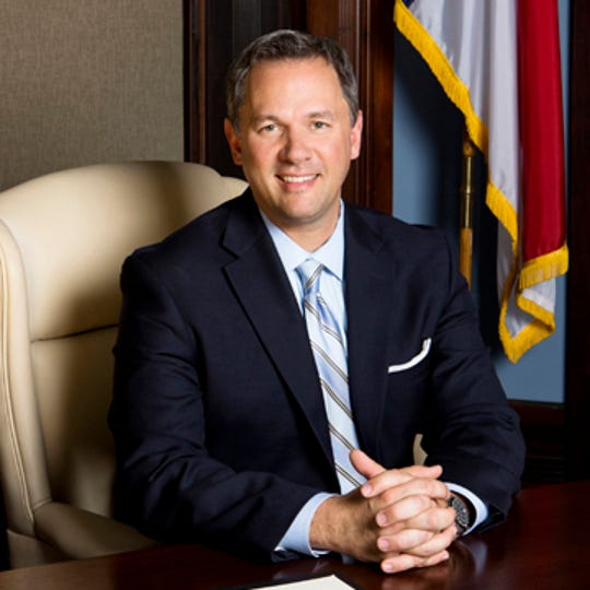 Lt. Gov. Dan Forest