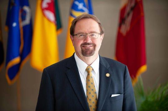 Chuck Edwards, a Republican, will run in the 2020 race for North Caorlina Senate District 48.