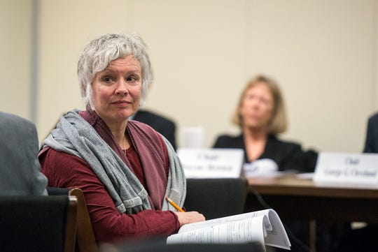 Susan Fisher, a Democrat, will run against Tim Hyatt in the 2020 race for North Carolina House District 114.