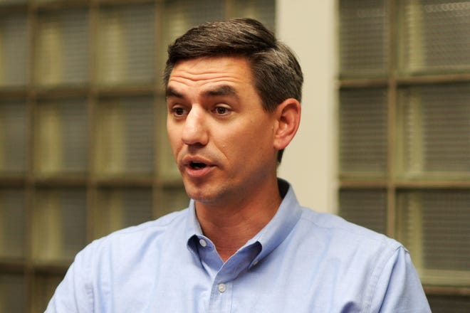 Brian Turner, a Democrat, will run against Eric Burns in the 2020 race for North Carolina House District 116.