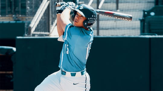 Ripken Reyes, grandson of the late Pat Westhoff, a longtime fixture on Bremerton's athletic scene, played his senior year of college at San Diego and is now in spring training with the Padres organization.