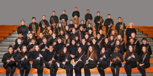 The Viera High School Wind Ensemble