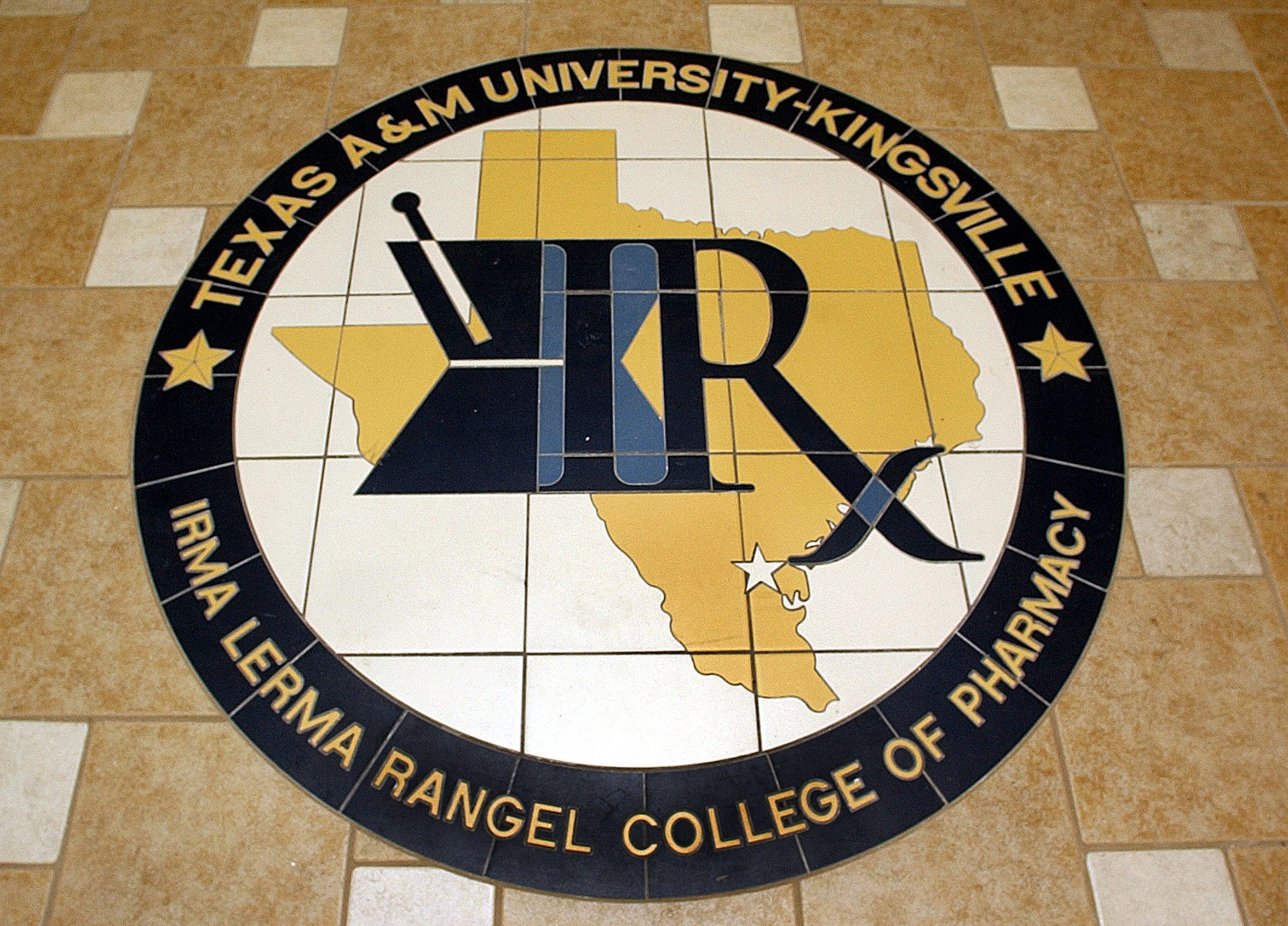 The first students at the Irma Lerma Rangel College of Pharmacy started in August 2006.