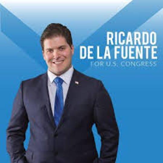 """This image of Ricardo """"Rick"""" de la Fuente is from his public Facebook page."""
