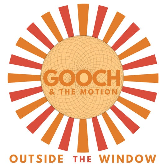 Gooch & The Motion will celebrate the release of their second album Saturday at City Winery Philadelphia. You can find the album on Spotify and iTunes.