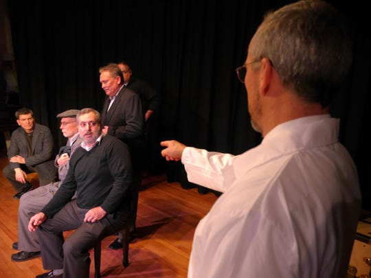 """""""Incident at Vichy"""" is a play depicting fictional characters but real events."""