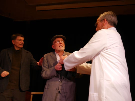 """""""Incident of Vichy"""" will run March 13-22 at the Liberty Exhibition Hall."""