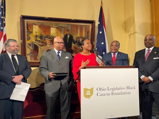 Former Rep. Barbara Sykes, now president of the Ohio Legislative Black Caucus Foundation, talks about what she learned from a new poll about black Ohioans' views.