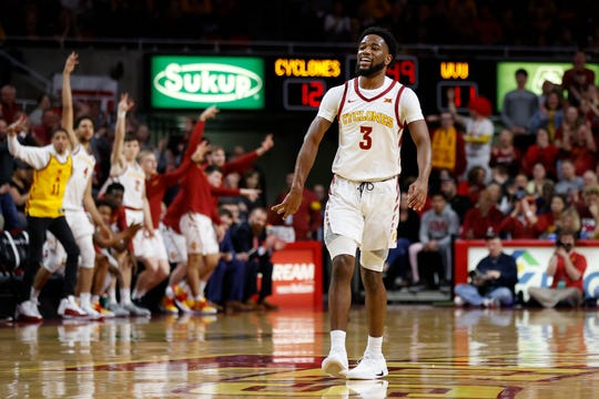 Tre Jackson could get a chance to audition for Iowa State's point guard spot next season.