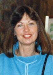 Nancy Jean Ludwig is shown in an undated handout photo. Ludwig, a Northwest Airlines flight attendant from Minneapolis, was found bound, gagged, raped and had her throat slashed Feb. 17, 1991, in a room at the Hilton Airport Inn in Romulus, Mich., near Detroit Metropolitan Airport.