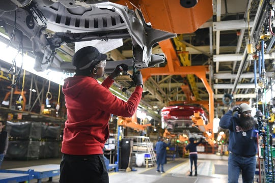 GM will build its new EVs at its Detroit-Hamtramck Assembly plant, which is being retooled.