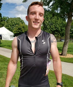 Ryan Costello, of Campbellsport, will run 183 miles through Utah for the MS Run the US relay from April 28 to May 4.