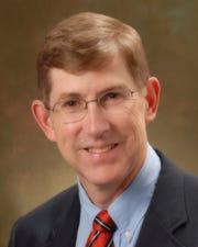 Dr. John Taylor, pediatric intensivist at HSHS St. Vincent Children's Hospital in Green Bay