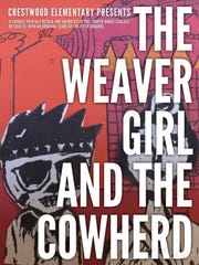 """""""The Weaver Girl and the Cowherd"""" was produced by students at Crestwood Elementary School in Madison."""
