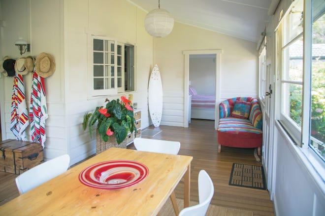 Australian beach house, Sydney