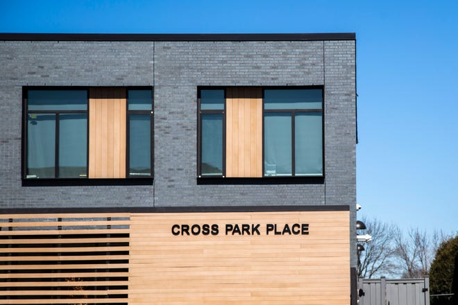 Cross Park Place is seen, Wednesday, March 4, 2020, at 820 Cross Park Avenue in Iowa City, Iowa.