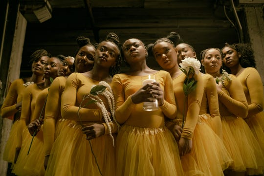In B. Monét's Ballet After Dark, a young woman finds strength after an attack by creating an organization to help survivors of sexual abuse and domestic violence through dancetherapy. Ballet After Dark will be one of the shorts shown at Girls on the Run's fundraiser LunaFest.