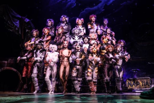The North American Tour Company Of Cats